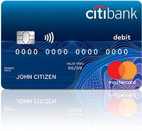 The Citibank Plus Debit Card. The best travel card for Australians overseas.